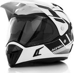 Acerbis Active Graffix White/Black