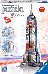 Empire State Building Flag Edition 216pcs Ravensburger