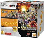 Nintendo New 3DS & Dragon Ball Z Extreme Butoden