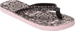 METAL MULISHA SWEET SOUL SANDAL LIGHT PINK