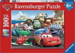 Disney Cars 2 100pcs Ravensburger