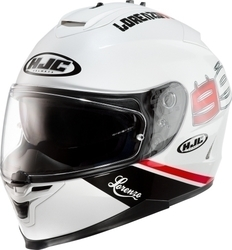 HJC IS-17 Lorenzo 99 White