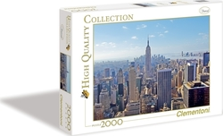 High Quality Collection: New York 2000pcs Clementoni