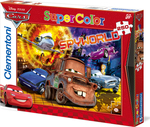 Disney: Cars Spyworld 250pcs Clementoni