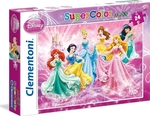 Disney: Princess 24pcs Clementoni