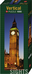 Sights Vertical: Big Ben, London 1000pcs Heye
