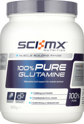 Sci-MX Pure Glutamine 5000mg 500gr