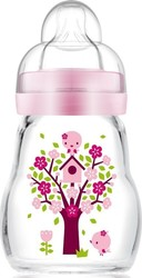 Mam Feel Good Opaque & Quarz Rose Γυάλινο Μπιμπερό 170ml