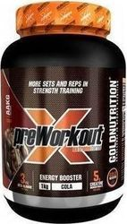 Gold Nutrition Pre-Workout Extreme Force 1kg Cola