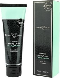 Edwin Jagger Cooling Menthol Shaving Cream 75ml