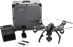 Yuneec Typhoon Q500 4K Quadcopter Kit with Aluminum Case + 2 Batteries and CGO StedyGrip