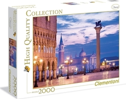 High Quality Collection: Βενετία 2000pcs (32547) Clementoni