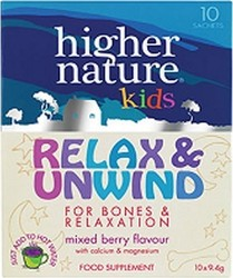 Higher Nature Kids Relax & Unwind 10 Φακελάκια