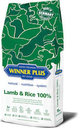 Winner Plus Lamb 100% & Rice 18kg