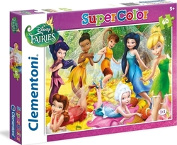 Disney: Fairies 60pcs (26921) Clementoni