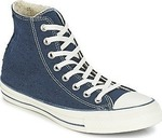 Converse All Star Sparkle Lurex Navy Hi 547321C