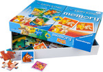 Memory Puzzle: Lion King 4 σε 1 (22168) Ravensburger