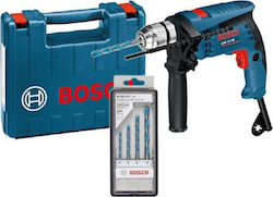 Bosch GSB 13 RE Professional 0601217103 & Σετ 4 Τρυπανιών MultiConstruction RobustLine | Δράπανα