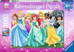 Princess 100pcs (10966) Ravensburger