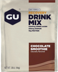 GU Recovery Drink Mix 50gr Chocolate Smoothie