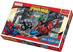 Spiderman: Attack 100pcs (16158) Trefl