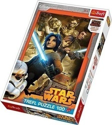 Star Wars: Team Ezra 100pcs (16252 ) Trefl