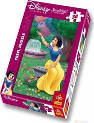 Snow White: Letter from Prince 30pcs (18116) Trefl