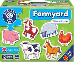 Farmyard 6x2pcs (202) Orchard