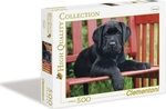 High Quality Collection: The Black Dog 500pcs (30346) Clementoni