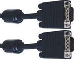 Comp Cable VGA male - VGA male 10m (04.001.0155)