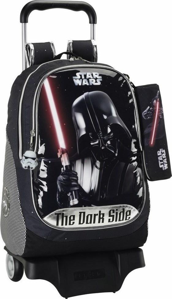 3872ffec5f8 Προσθήκη στα αγαπημένα menu Safta Τσάντα Τρόλει Star Wars Vader