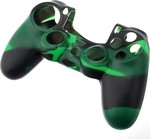 OEM Silicone Case Green/Black Dualshock PS4