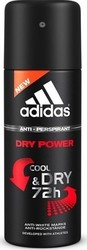 Adidas Dry Power Cool & Dry 72h 150ml