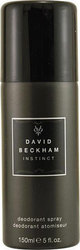 David Beckham Instinct Deodorant Spray 150ml