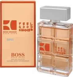 Boss Orange Man Feel Good Summer Eau de Toilette 100ml