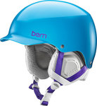 Bern Muse EPS Satin Ocean Blue