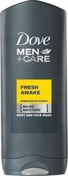 Dove Men Care Fresh Awake Shower 400ml