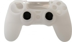 Spartan Gear Silicone Skin Cover with Thumb Grips PS4