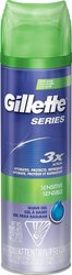 Gillette Series 3X Action Sensitive Gel 75ml
