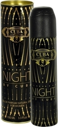 Cuba Night Eau de Parfum 100ml