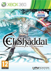 El Shaddai Ascension of the Metatron XBOX 360