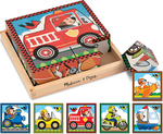 Vehicles 16pcs (10772) Melissa & Doug