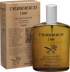 Durance Oriental Wood with Cistus Extract Eau de Toilette 100ml