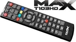 MAX Remote For Max T103HD