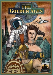 Stronghold Games Golden Ages 2nd Edition