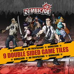 Guillotine Games Zombicide: Season 1 Game Tiles