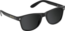 Glassy Sunhaters Leonard Polarized Black
