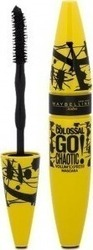 Maybelline Colossal Go Chaotic Lash Blackest Black