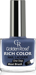 Golden Rose Rich Color Nail Lacquer 127