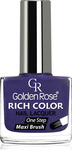Golden Rose Rich Color Nail Lacquer 60